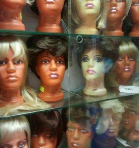 ПАРИКИ Накладные волосы 8 частей