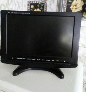 Телевизор TFT LCD COLOR ATV/CARD MONITOR