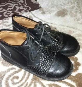 Ботинки ортопедические 38 размер
