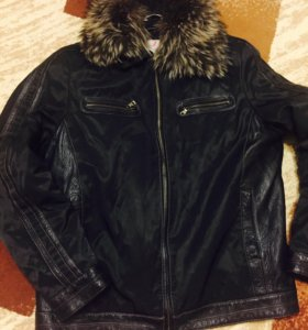Дубленка/куртка меховая