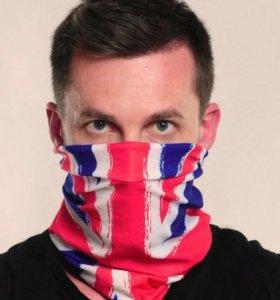 Бандана buff Brit подшлемник