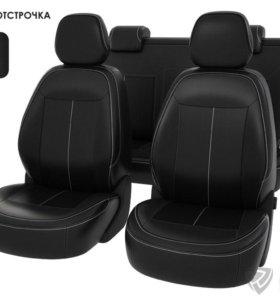 Универсальные чехлы на сиденье автомобиля