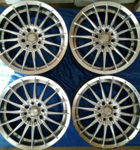 Диски Литые Racing Wheels H-155 6.5x15/4x98 ET35