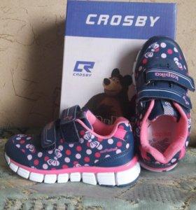 Детские кроссовки Crosby