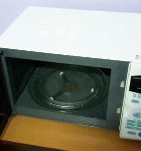 Микроволновая печь LG mh-594a
