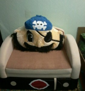 Диванчик детский Пират