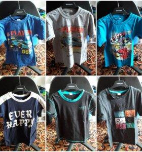 футболки 6-7 лет