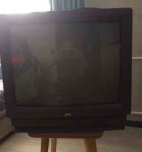 Немецкий телевизор JVC