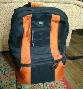 Рюкзак для фототехники и ноутбука