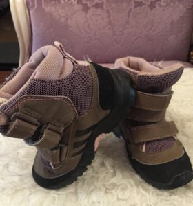 Обувь для девочки Адидас
