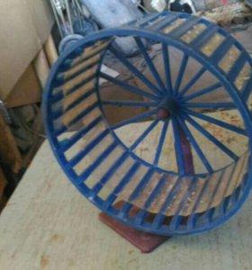 колесо для хомяков