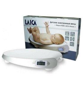 Детские электронные весы laica PS 3003