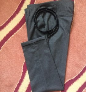Новые классические брюки Zara