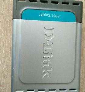 ADSL Router DSL-500T