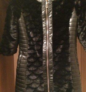 продам пальто осень -весна, состояние нового