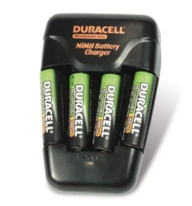 Зарядное устройство Duracell 4*AA/ 2*AAA