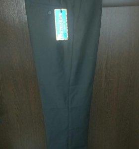 Классические брюки д/подростка 46 р-ра (школьные)