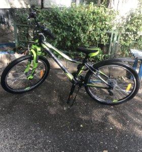 Продаю подростковый велосипед покупал 7 августа