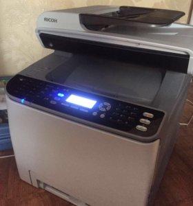 Принтер RICOH Aficio SP C242SF
