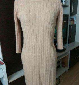 Платье шерстяное 44-48