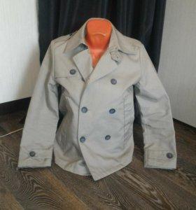 Плащ-пиджак новый