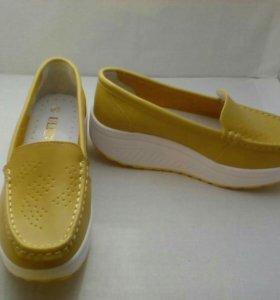 Женские туфли. 36 размер.