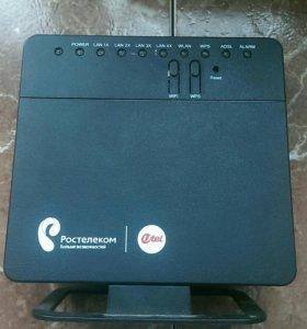 Роутер WiFi , маршрутизатор (ADSL2+Router)