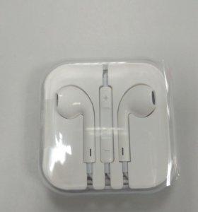 Гарнитура iPad,iPhone MB770G,A 3,5мм МИНИ EarPods