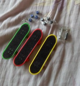 Мальенькие скейтики