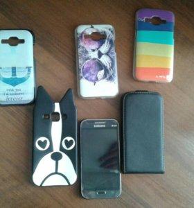 Samsung (Galaxy J1)