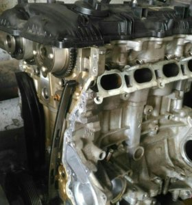 Двигатель G4NA 2.0л киа спортеж