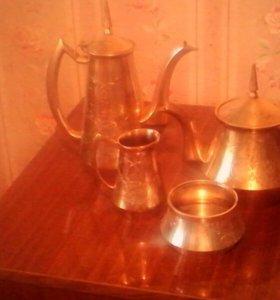 чайный сервиз индия