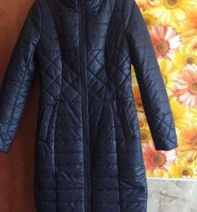 Утеплённая стеганая куртка HUUPS
