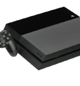 PlayStation 4 + 4 диска