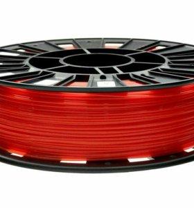 Пластик ABS для 3D ручки, красный цвет
