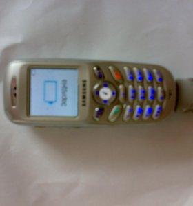 Samsung SGH-X100 Silver