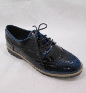 Новые п/ботинки ,туфли