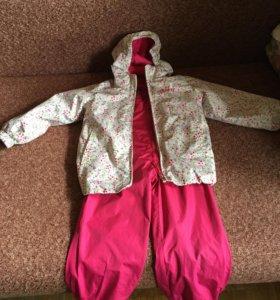 Куртка с комбинезоном gusti
