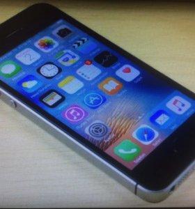 Айфон 5s Space Grey