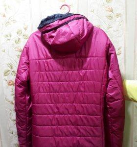Куртка спортивная демисезон женская