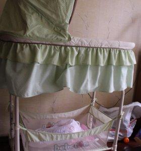 Детская кроватка bebeton
