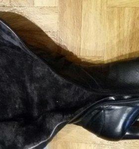 Сапоги зимние 38 размер