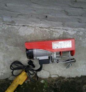 Элекролебедка ELECTRIC HOIST PA 500 D