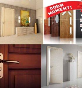 Межкомнатная дверь Мечта Без отделки
