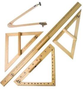 Комплект инструментов классных