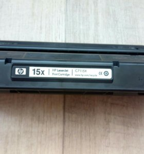 Картридж HP LaserJet C7115 X Новый