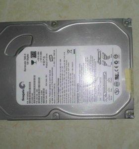 Жесткий диск 120Gb sata