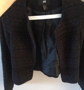 Укороченый жакет(пиджак) H&M