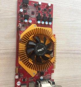 Видиокарта nvidia GeForce 9600 GT