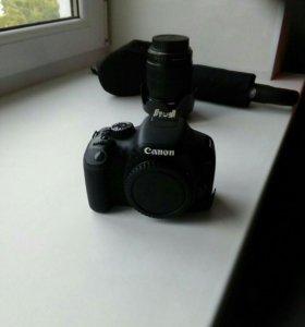 Зеркальный фотоаппарат canon 550 d body